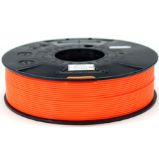 PLA-EP INGEO 3D850 Naranja FLUORESCENTE 1,75 mm. 450 Gr.